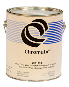 Chromatic Clear Coatings